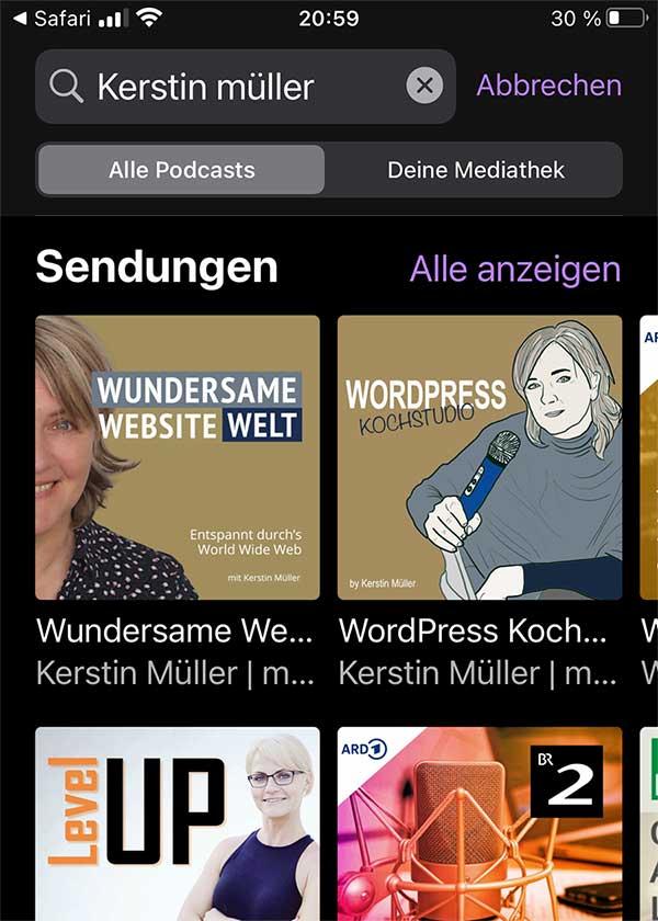 01-Podcast-suchen